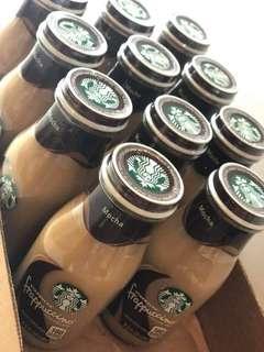 Starbucks frappe