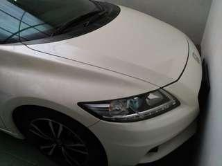 Honda crz m/t