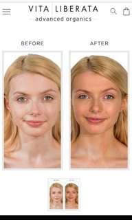Vita liberata self tanning moisturising overnight mask