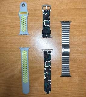 🚚 Apple Watch 3 副廠錶帶