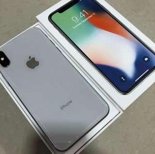 9.9 New I phone x
