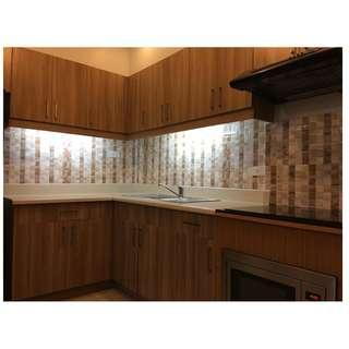 We do Kitchen Cabinets