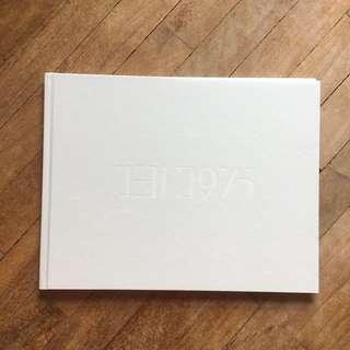 The 1975 Boxset Exclusive Photobook