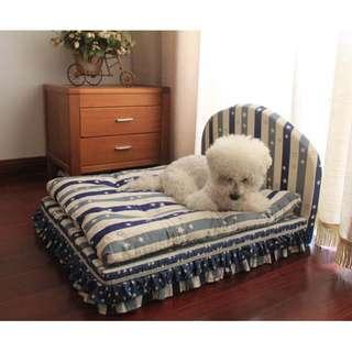 Luxury Pet bed Washable with ZIP pet house washable dog kennel cat litter mat dog cat pet supplies