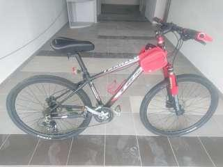 TRS TRANSLINE MOUNTAIN BIKE