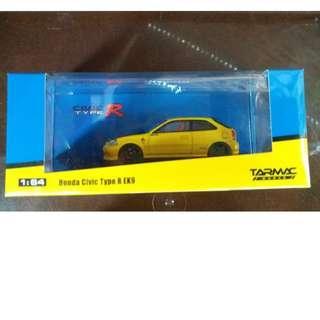 tarmac Honda civic type r ek9