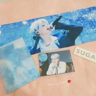 BTS // SUGA FANSITE SLOGAN
