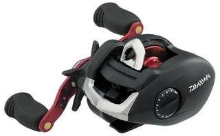 Daiwa Megaforce THS Lefty BC