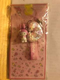 My Melody Cell Phone Strap Sanrio 手機吊飾