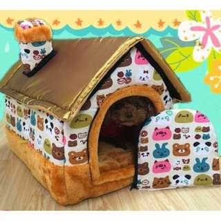Pet Beds dog bed cat bed dog house Small to Xlarge up to 29kg pets.