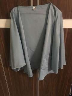 Outwear blue by ananoko