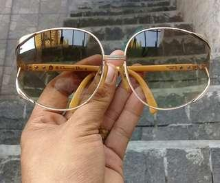 Christian Dior Oversized Sunglasses Gradient Austria AUTHENTIC