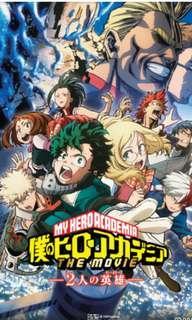 Looking for Boku no Hero Academia Poster A2