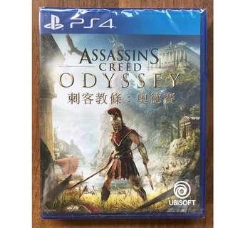 Ps4: Assassin's Creed Odyssey [R3]