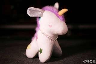 Purple hair Unicorn