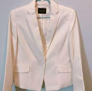 G2000 White Work Blazer