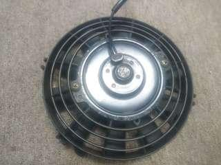 6 inch oil cooler fan