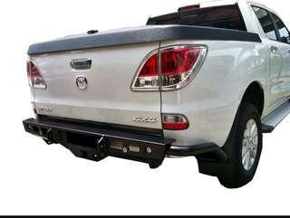 Piak rear bull bar bt50,np300,ranger,triton,