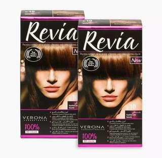 Revia Hair Colour