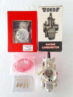 New Carburetor OKO KR150 28mm KR 150 Carb Motor Part