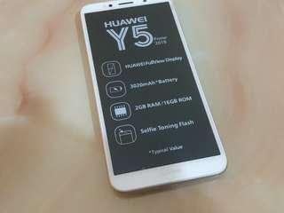 Huawei Y5 Prime 2018 ( Brand New )