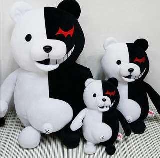 (PREORDER)Dangan Ronpa Monokuma Plush Doll