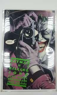 Batman The Killing Joke (1988) 1ST Printing. Easily One Of The Most Famous Books In The Entire DC Universe, Bar None!