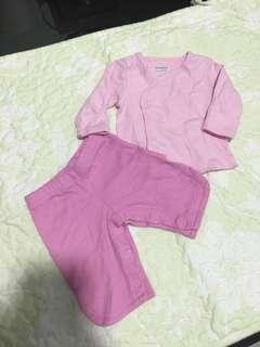 Baby sleepwear ( nb upto 5 lbs.)