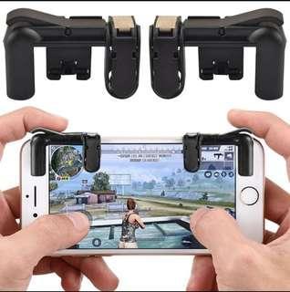 PUBG trigger Fire Button Aim Mobile Games Shooter Controller