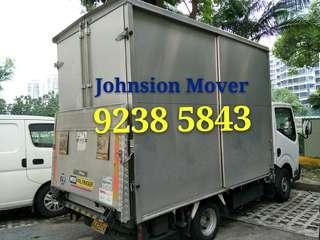 WHATSAPP 92385843 JohnsionMover, House moving services/delivery/ disposal