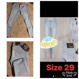 Tribal Pants Size 29