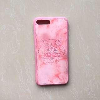 KENZO Pink Softcase - IPHONE 7+ 8+