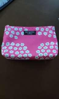 Marimekko for Clinique makeup bag