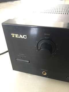 TEAC amp A-R500