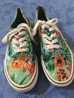 Airwalk Floral Sneakers
