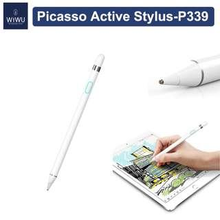 WIWU Picasso active stylus-P339 Pencil Technology Touch Screen Pen Stylus Pencil For Apple iPad iPad Pro Apple ios and Android system
