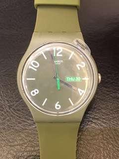 🚚 swatch防水運動錶