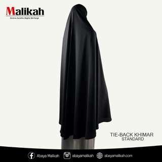 Tie back khimar by abaya malikah