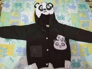 Jaket panda