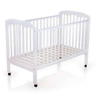 """My Dear 26063 Baby Bed 28""""x52"""" w/ 2 Teething Rails"""