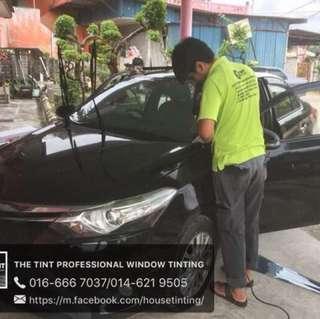 Window Tinting Car