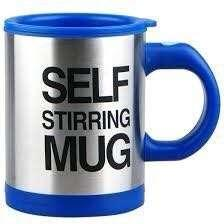 Self Stirring Mug (Blue)