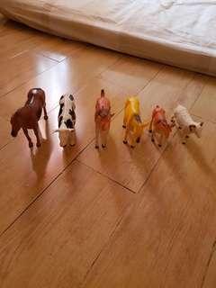 Binatang Ternak Figurine