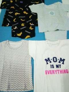 Baju Kaos Anak Rumahan
