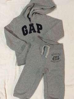 Origina gap set jacket & jogging pants