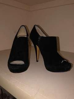 No Mercer heels - size 8.5