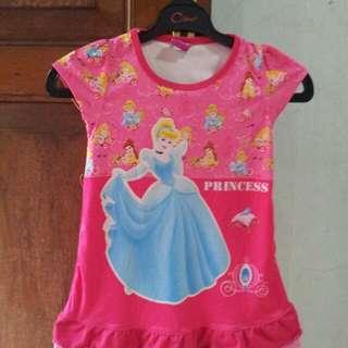 Disney princess pink dress