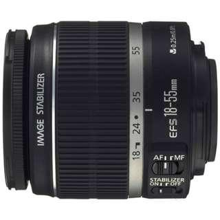 Canon EF-S 18-55mm f/3.5-5.6 IS