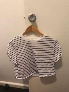 STRIPE TEE T SHIRT