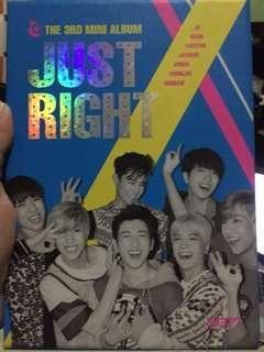 GOT7 - Just Right (JB pc)